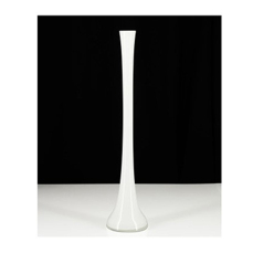 Vase - Eiffel Tower White