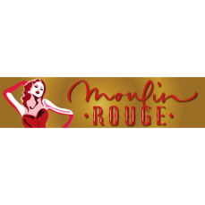 Themed Entrance Banners - Moulin Rouge
