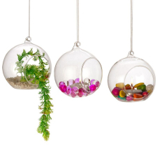 Glass Hanging Balls