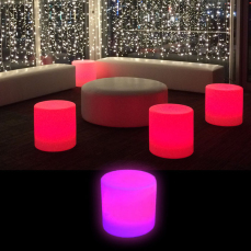 Illuminated Stool