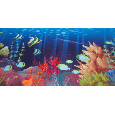 Themed Backdrops Large - Under Water