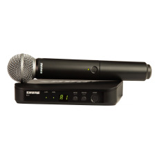 Microphone - Wireless Shure