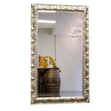 Mirror - Silver Large