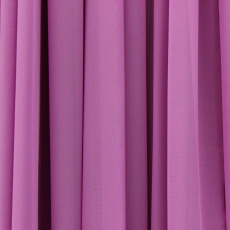 Chiffon Drapes - Purple