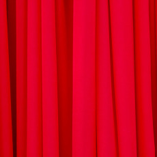 Chiffon Drapes - Red