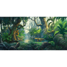 Themed Backdrops Large - Enchanted Forest