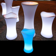 Illuminated Bar Stools