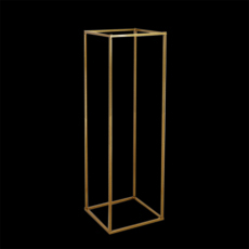 Flower Stand - Gold