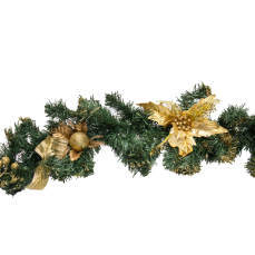 Christmas Garland - Gold
