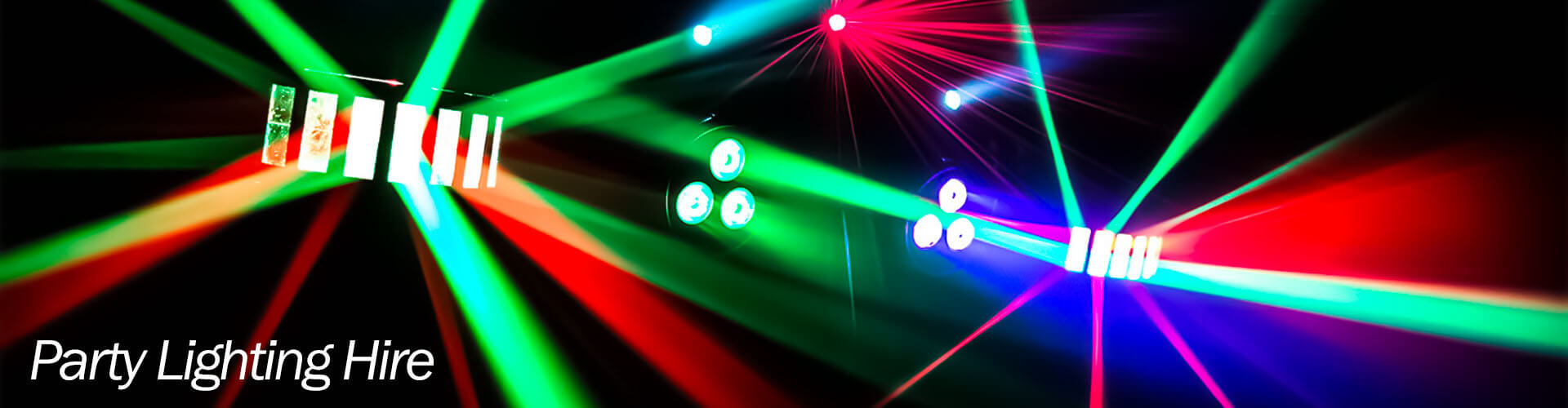 Party Lighting Hire Melbourne